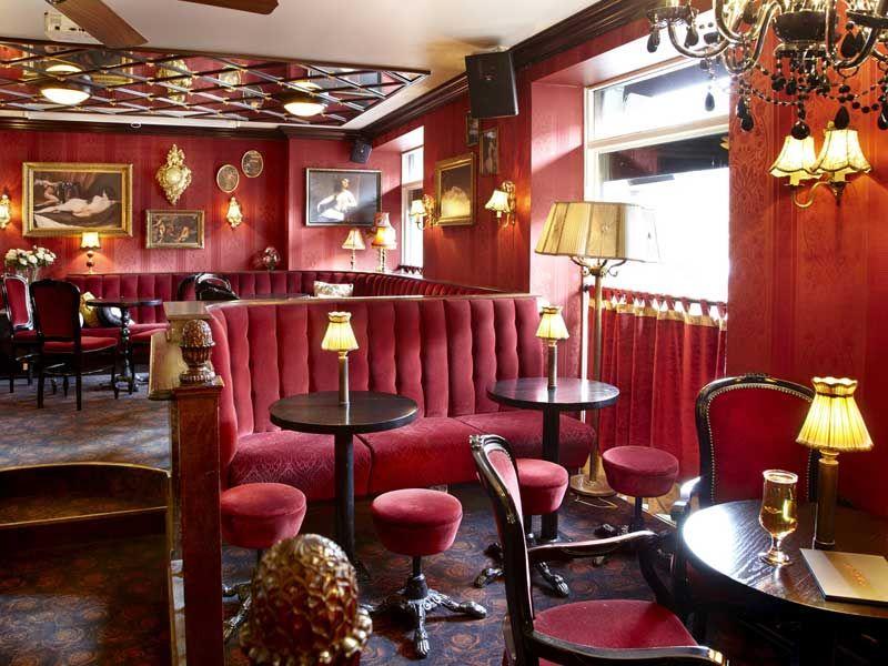 Nice Andy Thornton Furniture At Baru0027Deux/ Bar And Pub Furniture Portfolio
