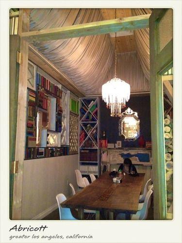 Love This Private Room At Abricott Pasadena Restaurants