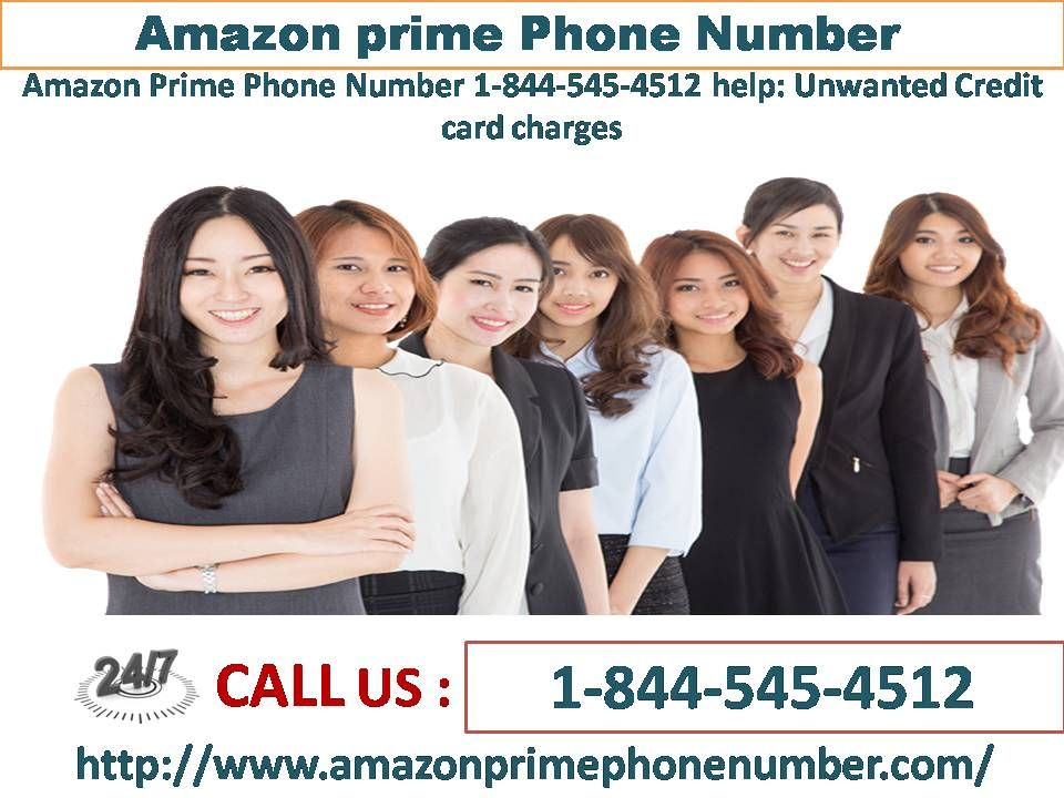 Amazon Prime Phone Number 18445454512 help Unwanted
