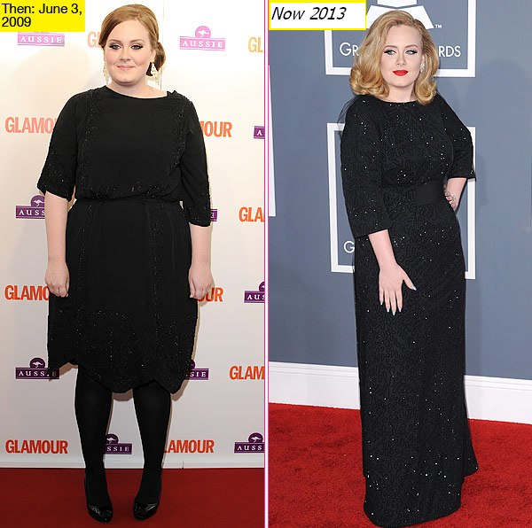 Singer Adele Loses 28 kgs - See How She did it Here (With ...