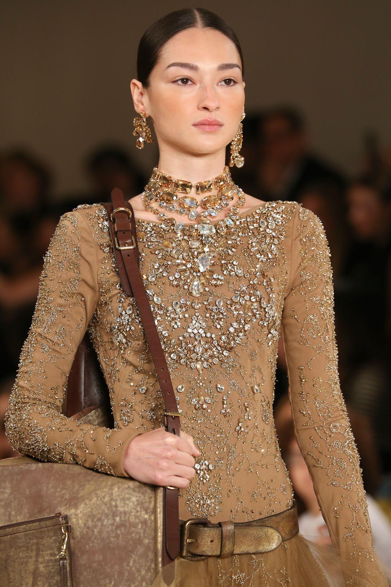 Ralph Lauren Spring 2015 Ready-to-Wear Collection Photos - Vogue