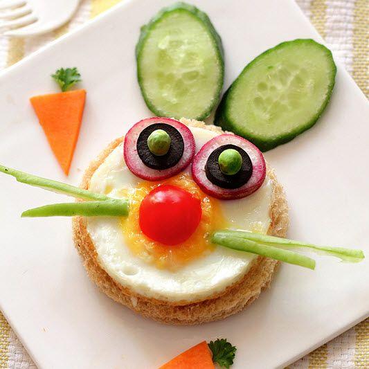 recette de paques rigolote pour enfant recettes pinterest fun food cuisine and funny food. Black Bedroom Furniture Sets. Home Design Ideas