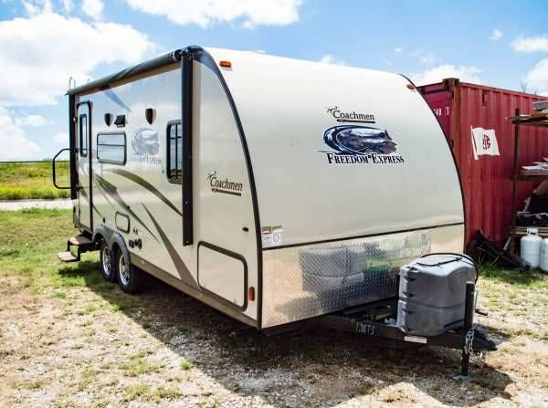 2014 Coachmen Freedom Express 192rbs For Sale Willow Park Tx