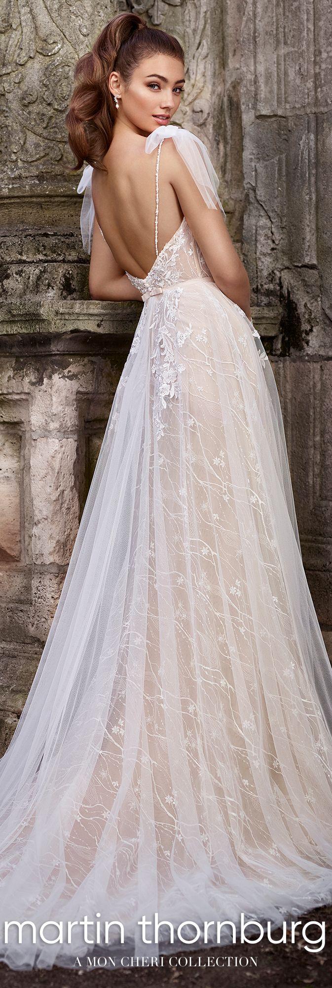 48c7b839cad 119267 Moira - Unique Romantic Wedding Dress - Mon Cheri in 2019 ...