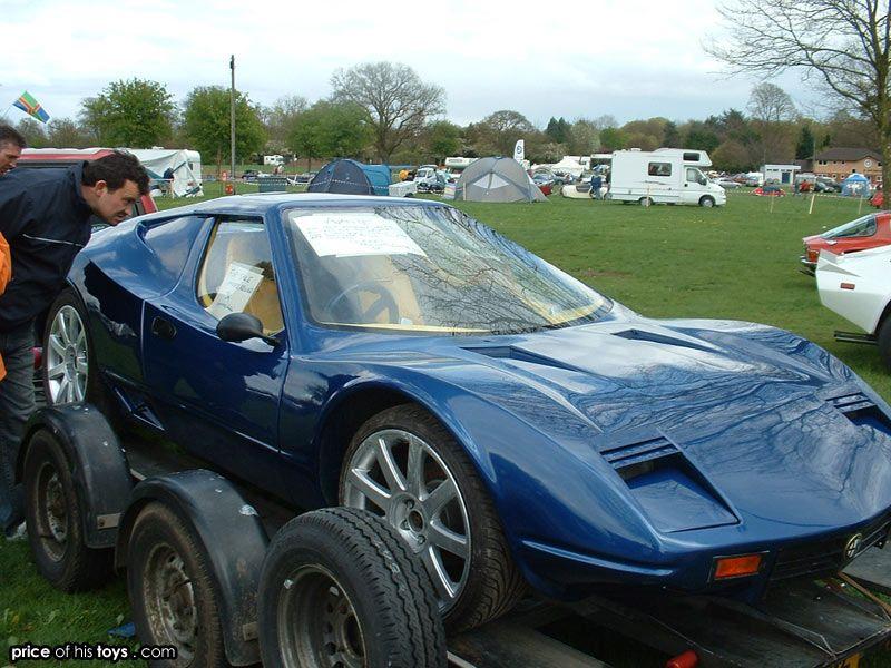 Avante Kit Car | Vintage car pics | Pinterest | Kit cars, Car pics ...