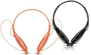 Groupon - LG Tone+ HBS-730 Wireless Stereo Headset in [missing {{location}} value]. Groupon deal price: $52.99