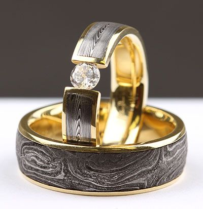 Recycling Old Guns To Make Beautiful Jewelry These New Wedding Bands By Chris Ploof Feature