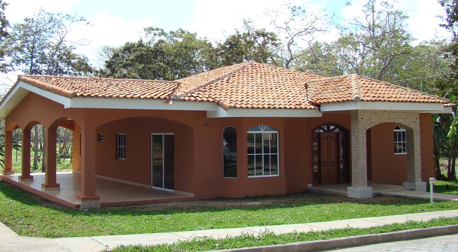 planos de casas nicaragua