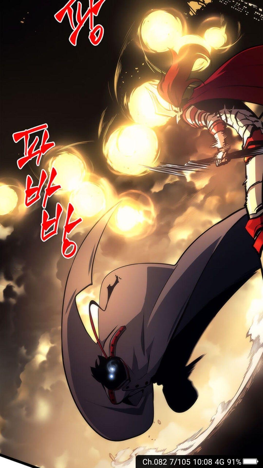 Pin de Bruce Ferix em solo leveling Anime, Desenhos
