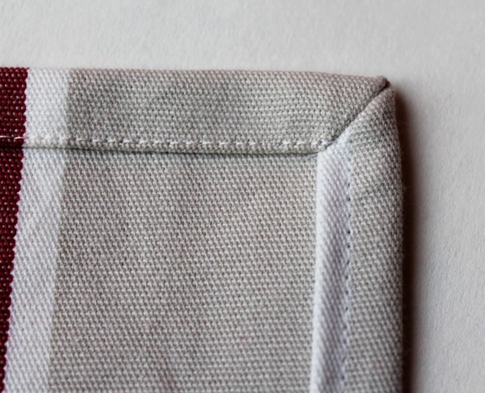 17 briefecken n hen pinterest tischdecke n hen ecken n hen. Black Bedroom Furniture Sets. Home Design Ideas