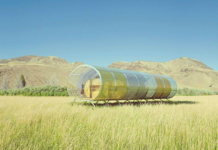 Affordable progetto salgas cano with case da architetti for Case realizzate da architetti