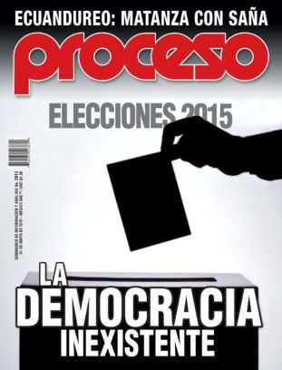 Revista Proceso Mayo 31, 2015 edition - Read the digital edition by Magzter on your iPad, iPhone, Android, Tablet Devices, Windows 8, PC, Mac and the Web.