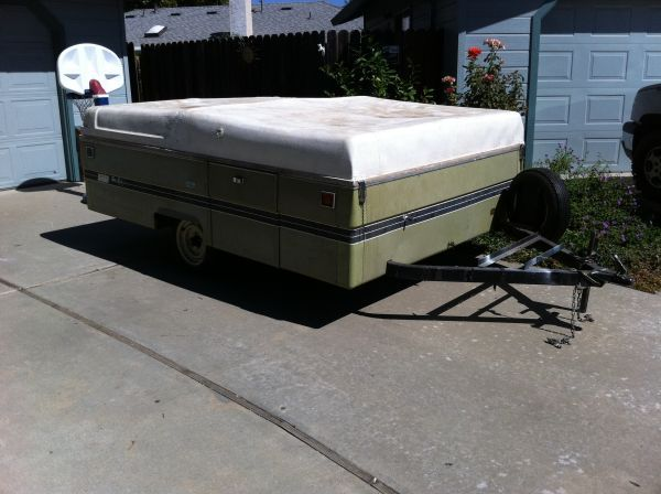 1970 S Coleman Tent Trailer Craigslist Chico There Are Actually