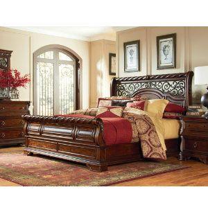 arbor place collection master bedroom bedrooms art van furniture michigan 39 s furniture. Black Bedroom Furniture Sets. Home Design Ideas