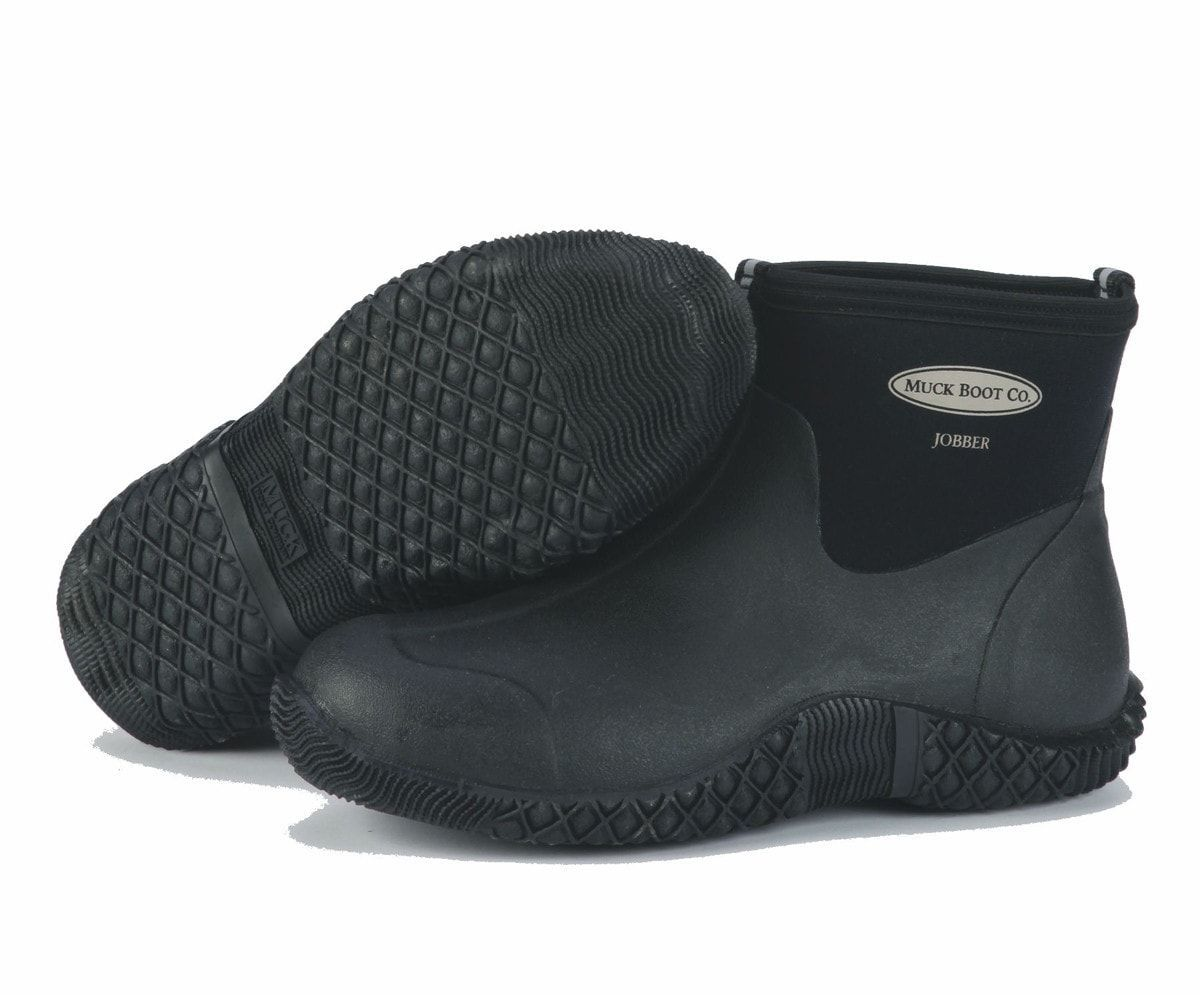 Muck Jobber Work Unisex Black Foam Boots Waterproof