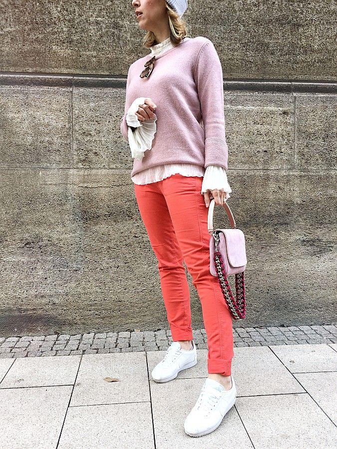 Farben kombinieren: Pink & Rot | LadenZeile