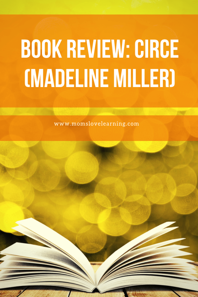 Book Review Circe Madeline Miller Improve Yourself