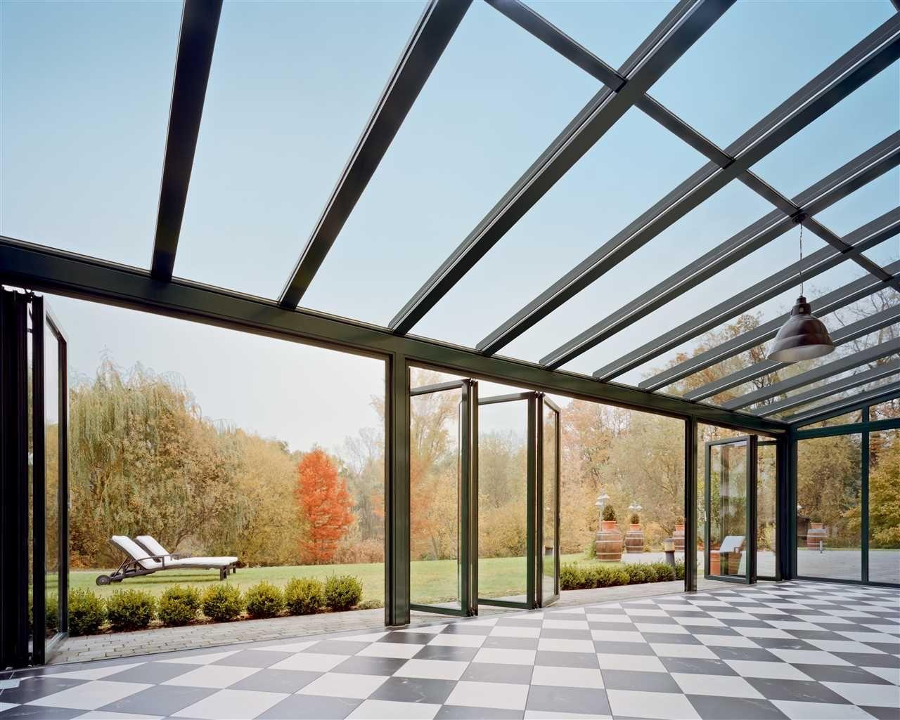 solarlux - wintergarten - design, galerie und ratgeber, Hause deko