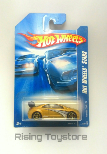 Hotwheels Honda Civic Si di Lapak THERISINGTOYS