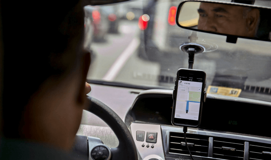 """Uber Drivers Can Now Turn Down Ride Request With """"No"""