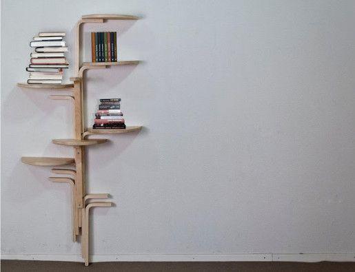 Ikea´s stool as a cool shelf
