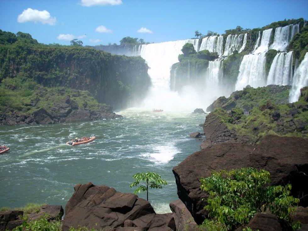 ARGENTYNA BRAZYLIA PARAGWAJ URUGWAJ Travel