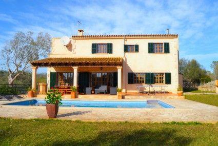 Malvina Villa in Mallorca (Spanje) Boek een vakantiehuizen villa