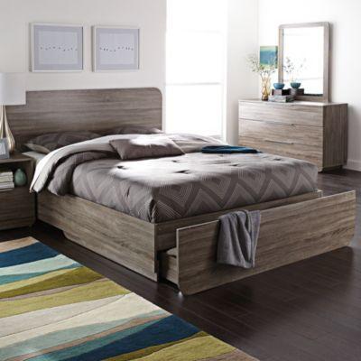 Vendetta\' Platform Bed Ensemble - Sears | Sears Canada | Bedroom ...