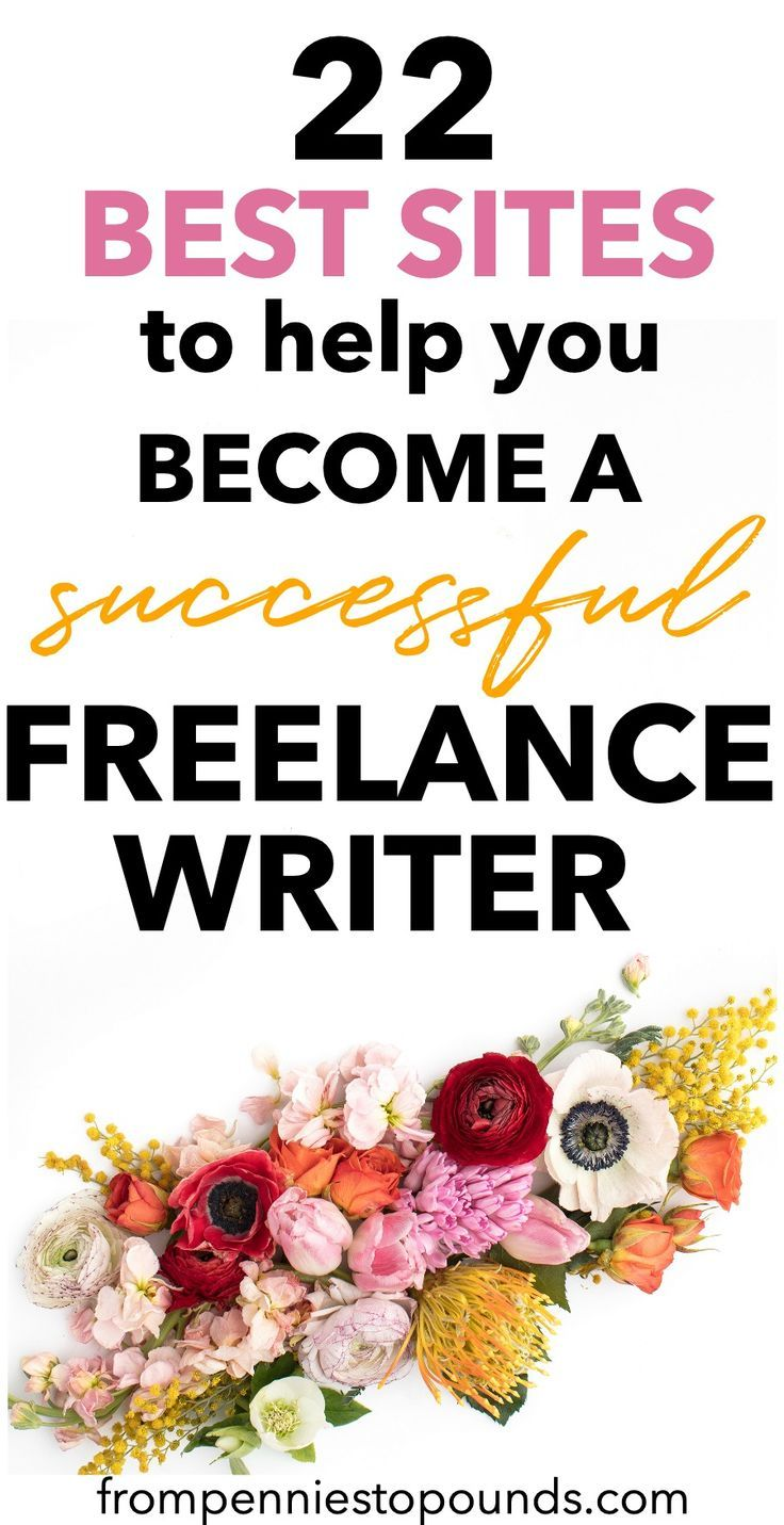 How To a Freelance Writer & Work From Home