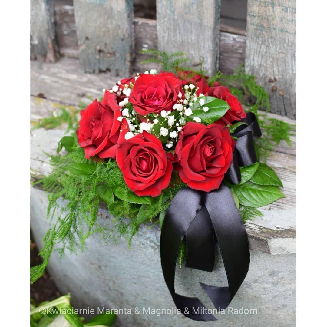 Kwiaty Na Pogrzeb Dekoracja Urny Zamowienia 607579107 Kwiaciarnia Maranta Ul Jana Pawla Ii Kwiaciarnia Magnolia Ul Slowackie Flowers Floral Floral Wreath