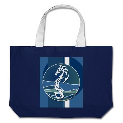 Sacola no layout82 bolsas para compras..... #zazzle #cavalo-marinho #sol #mar #praia #gatalua #summer
