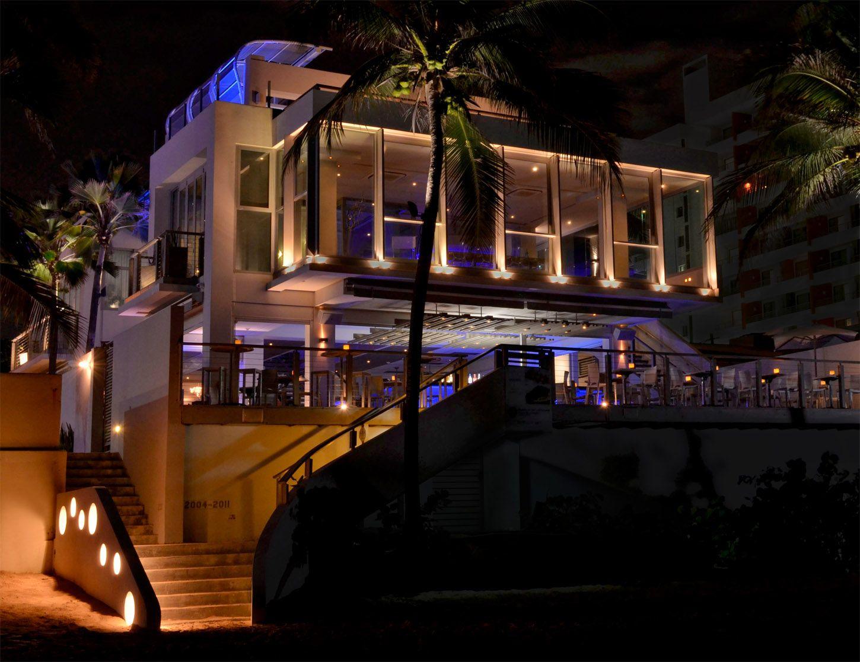 Oceano Restaurant In Condado Puerto Rico Puerto Rico