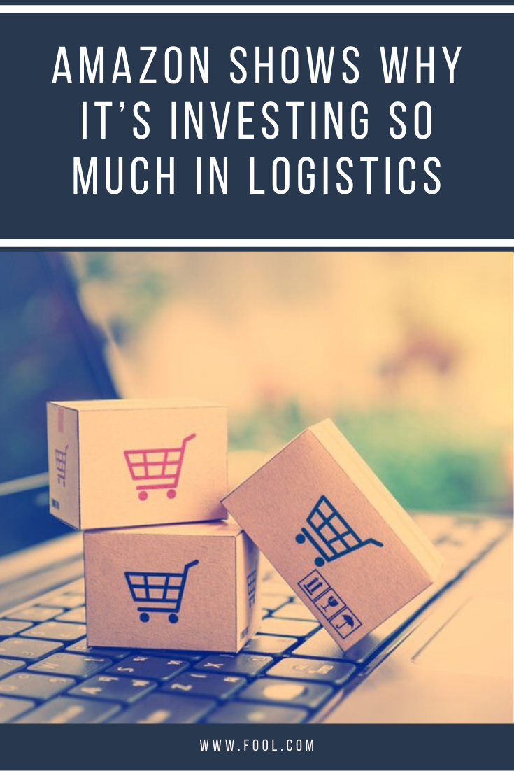 Amazon Shows Why It S Investing So Much In Logistics The Motley Fool Amazon Shows The Motley Fool Investing