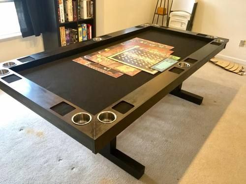 Prime Custom Game Table Build The Jones Demon Boardgamegeek Download Free Architecture Designs Pushbritishbridgeorg
