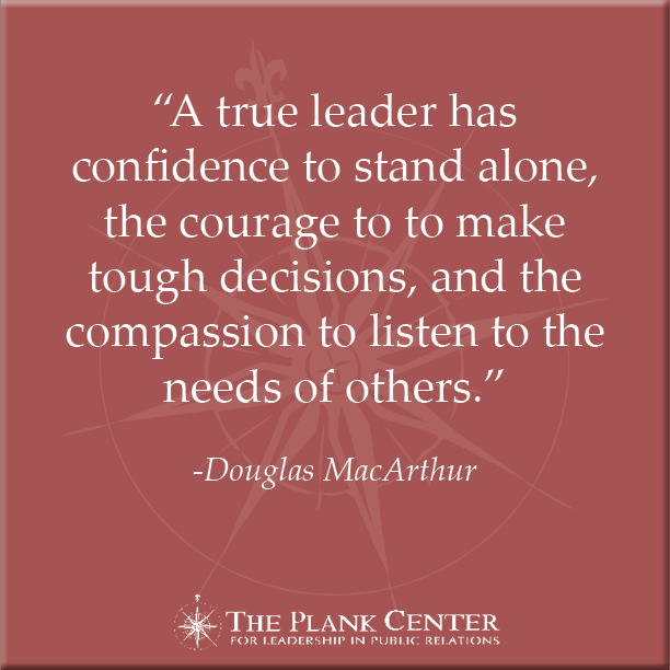Does this sum up your leadership style? Leadership quote by
