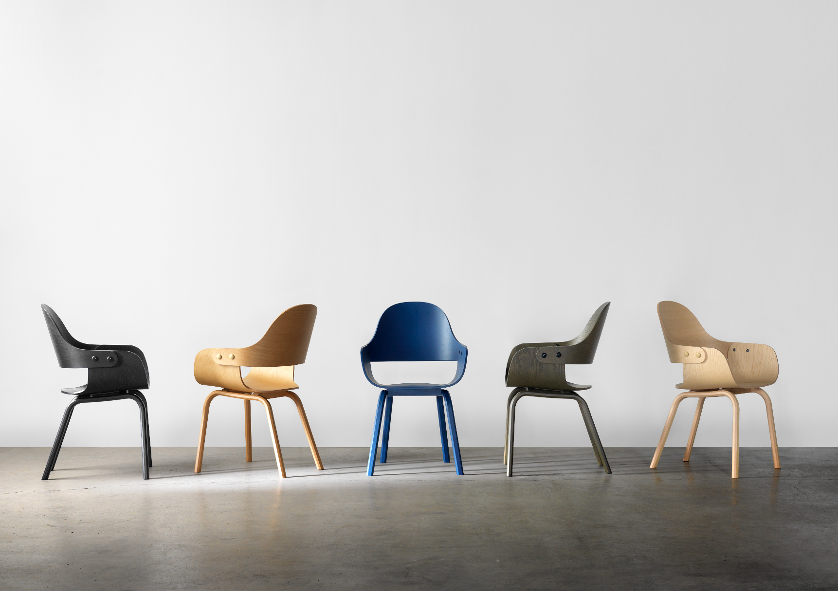 Showtime nude chair by jaime hayon for bd barcelona design stoel