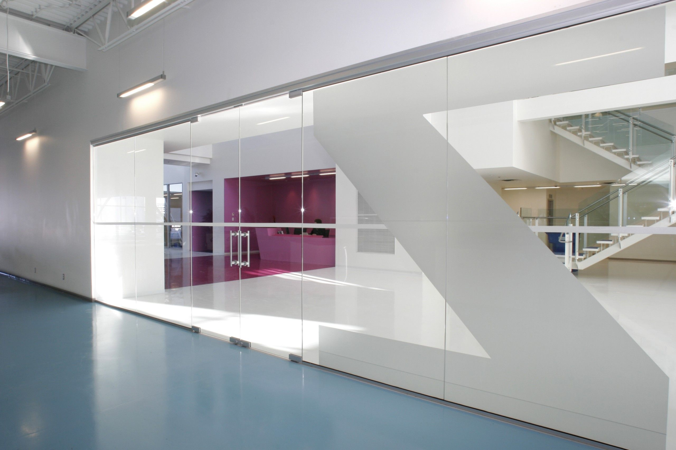 Transat Design Air Transat Office By Kiva Design Design Color White Office