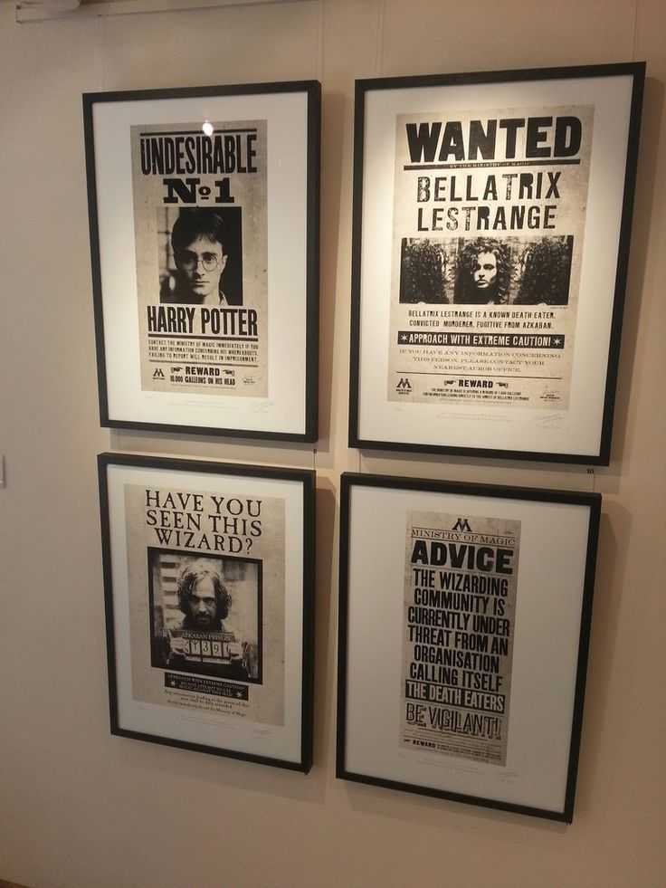 Photo of The Graphic Art of the Harry Potter Films