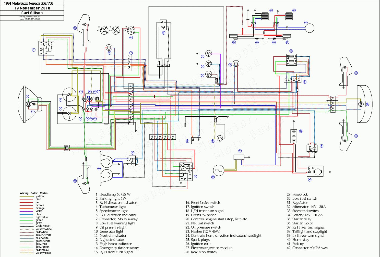 Yamaha V50 Motorcycle Wiring Diagram And Sportissimo Html