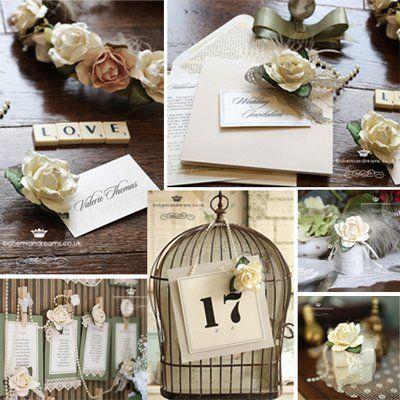 bohemian dreams, wedding invitation,  wedding day stationery