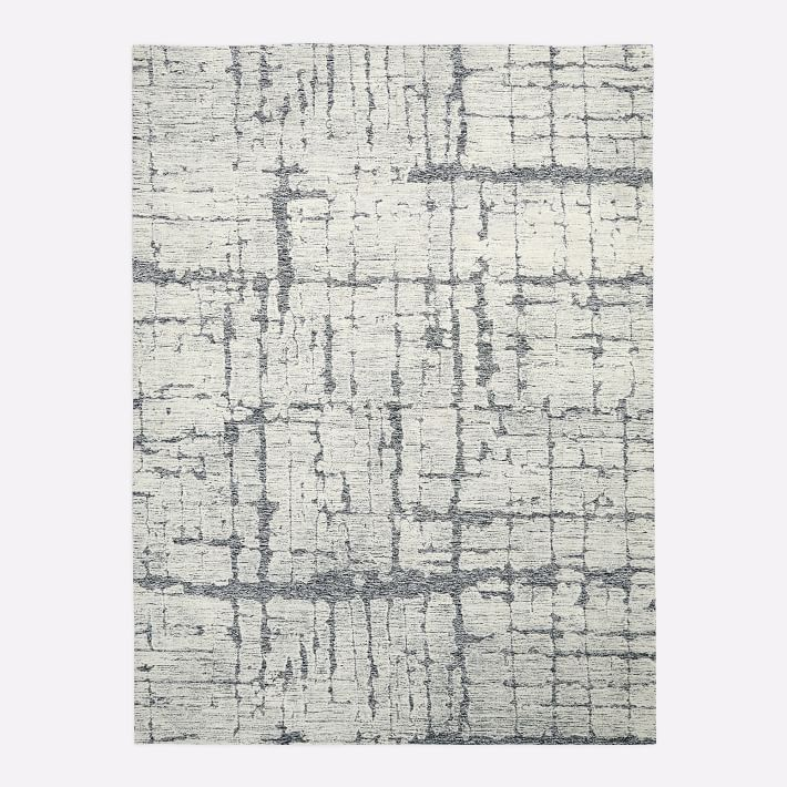 Birch Rug In 2020 Rugs Abstract Rug Modern Wool Rugs