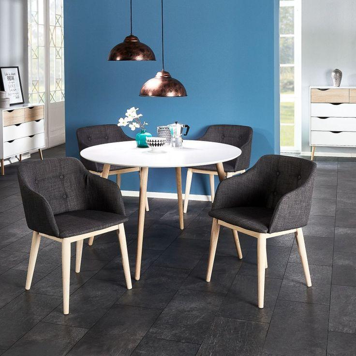 Esstische Holz Esstisch rund ausziehbar, Esstisch und