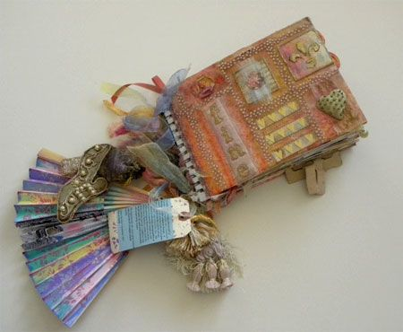 Fine by Beryl Taylor mixed media artist