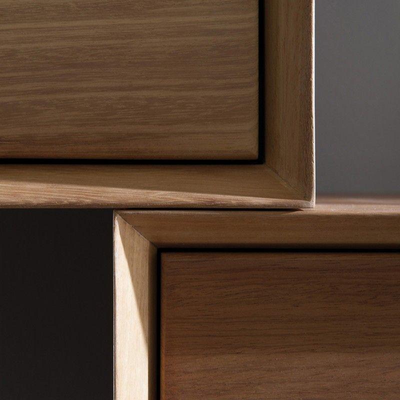 Mueble de baño a medida PRENN con lavabo de un seno y complemento - Loolo Shop