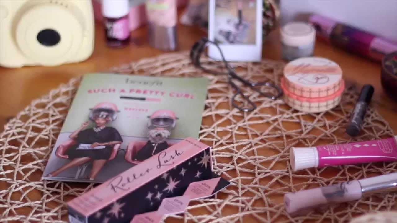 Roller Lash Benefit Rlme ريفيو ماسكرا رولر لاش من بنفت Book Cover Cover Books