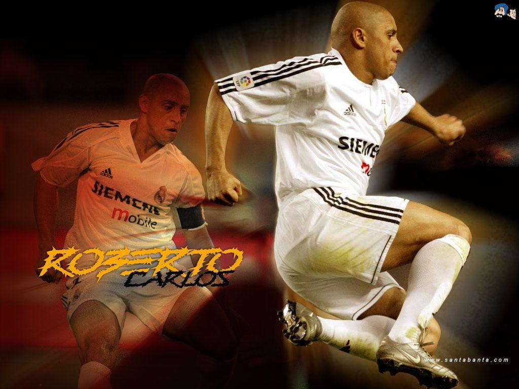 Roberto Carlos Hd Images Roberto Carlos Real Madrid Pictures Real Madrid Wallpapers