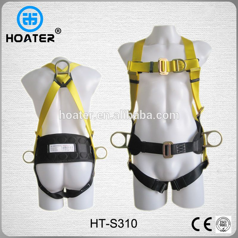 2017 New Product Full Body Belt Safety Harness For
