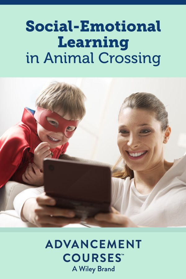 Social–Emotional Learning in Animal Crossing   Advancement Courses