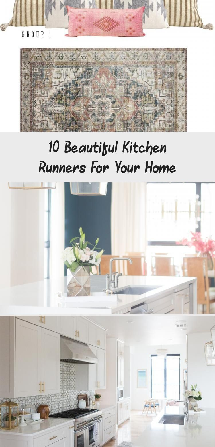 10 Beautiful Kitchen Runners For Your Home Decor Beautiful Kitchens Black Canopy Beds Kitchen Runner Beautiful kitchens bedrooms and
