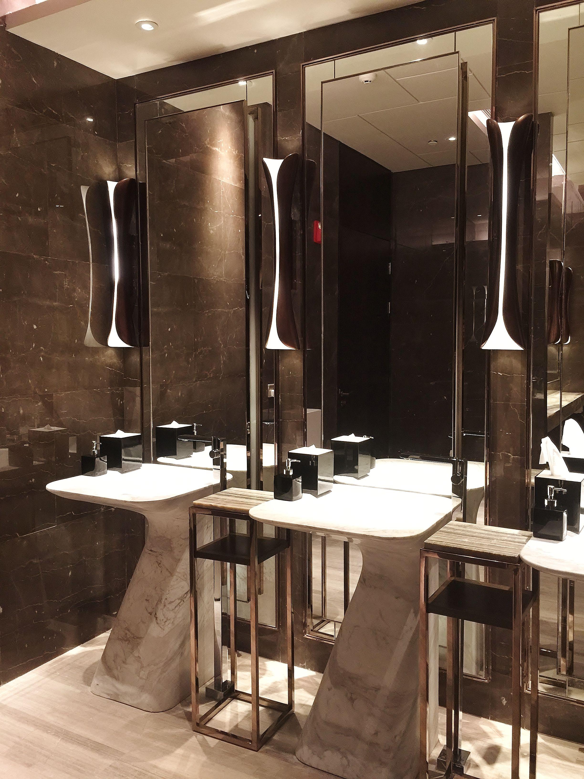 Sheraton Hotel Nansha Lobby Public Toilets